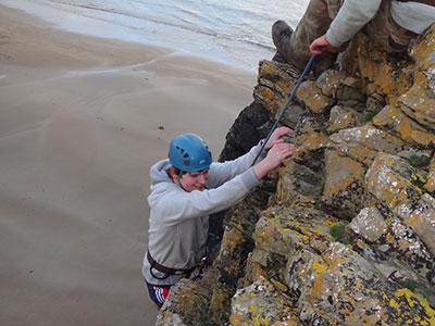 Rock Climbing & Abseiling